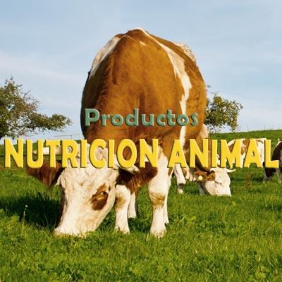Productos e Insumos Nutrición Animal
